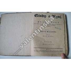 Časopis Jindy a nyní - sbírka obrazů 1/2 - 1829