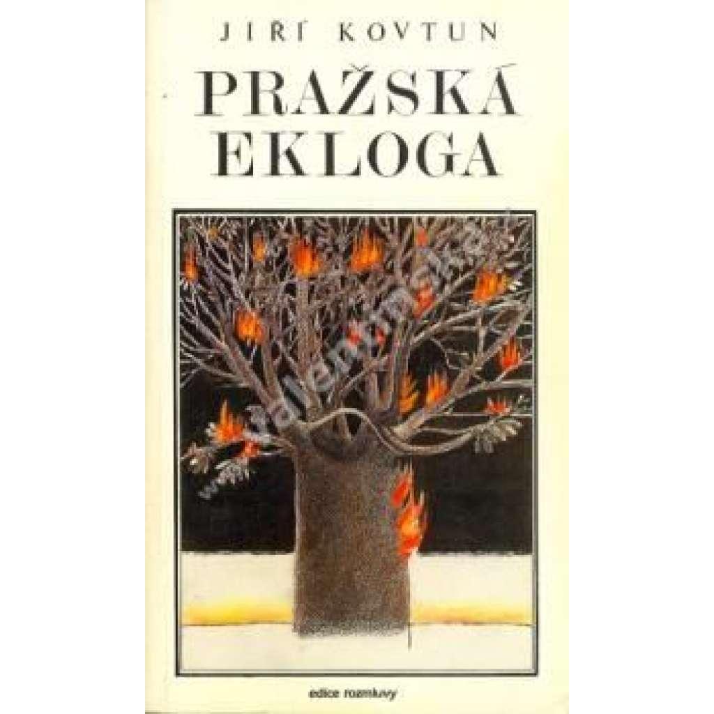 Pražská ekloga (Rozmluvy, exilové vydání)