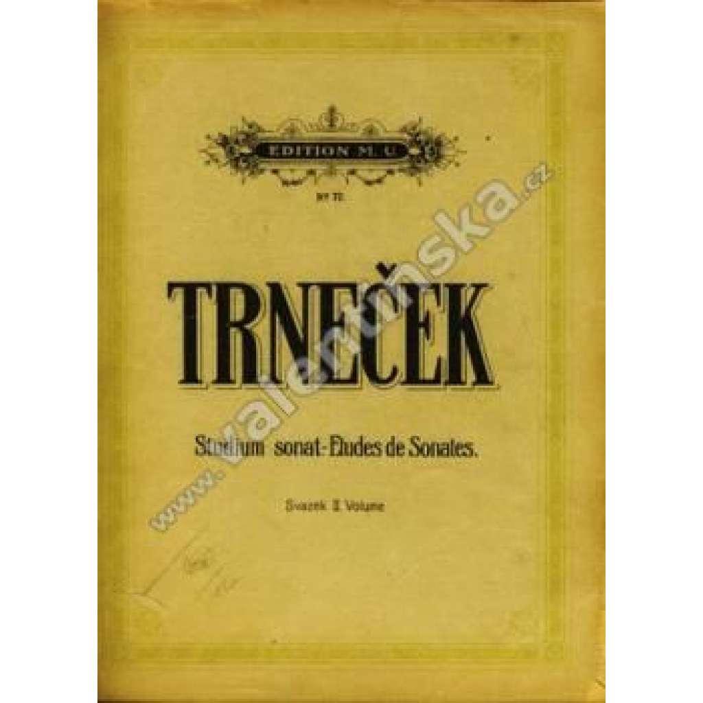 Studium sonat. Svazek II. Volume