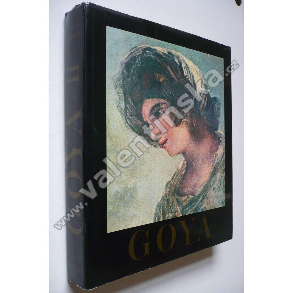 Goya, svazek  II.