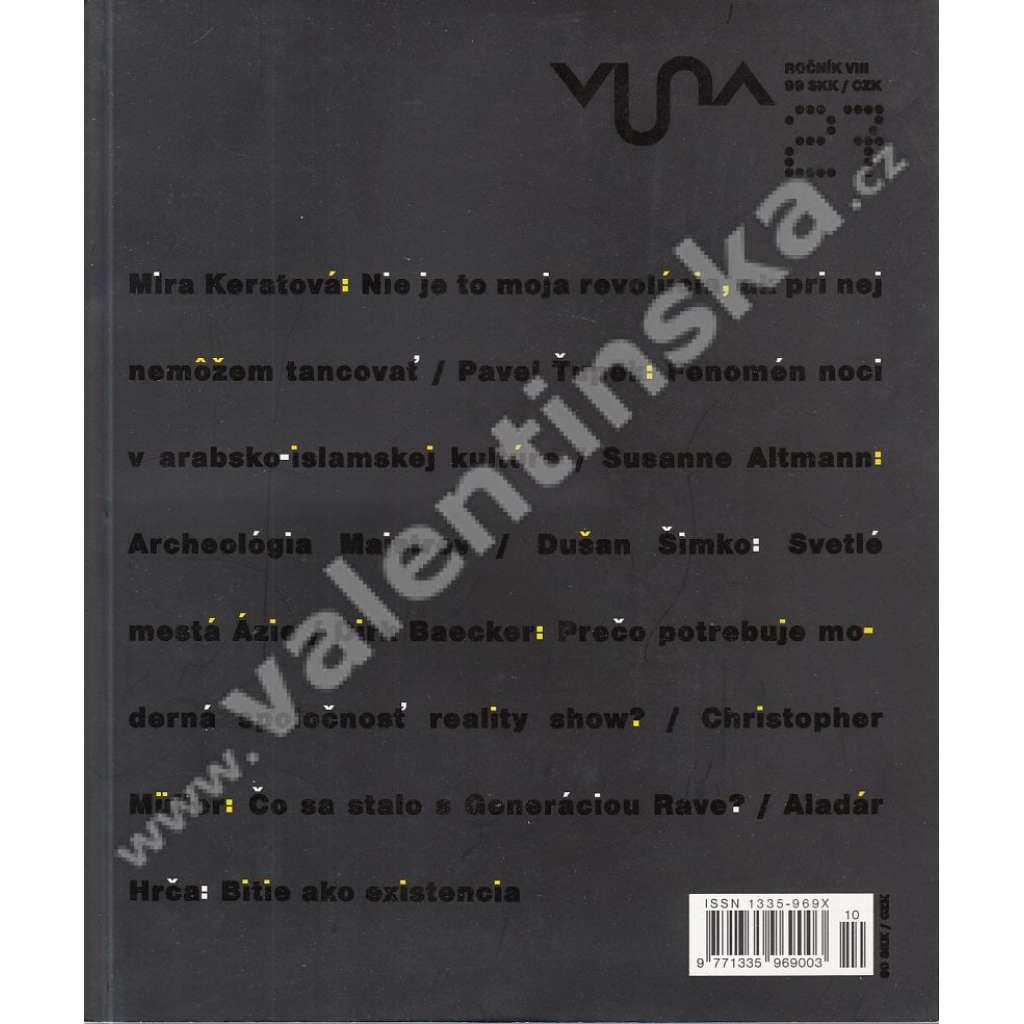 časopis Vlna, r. VIII. (2006), č. 27