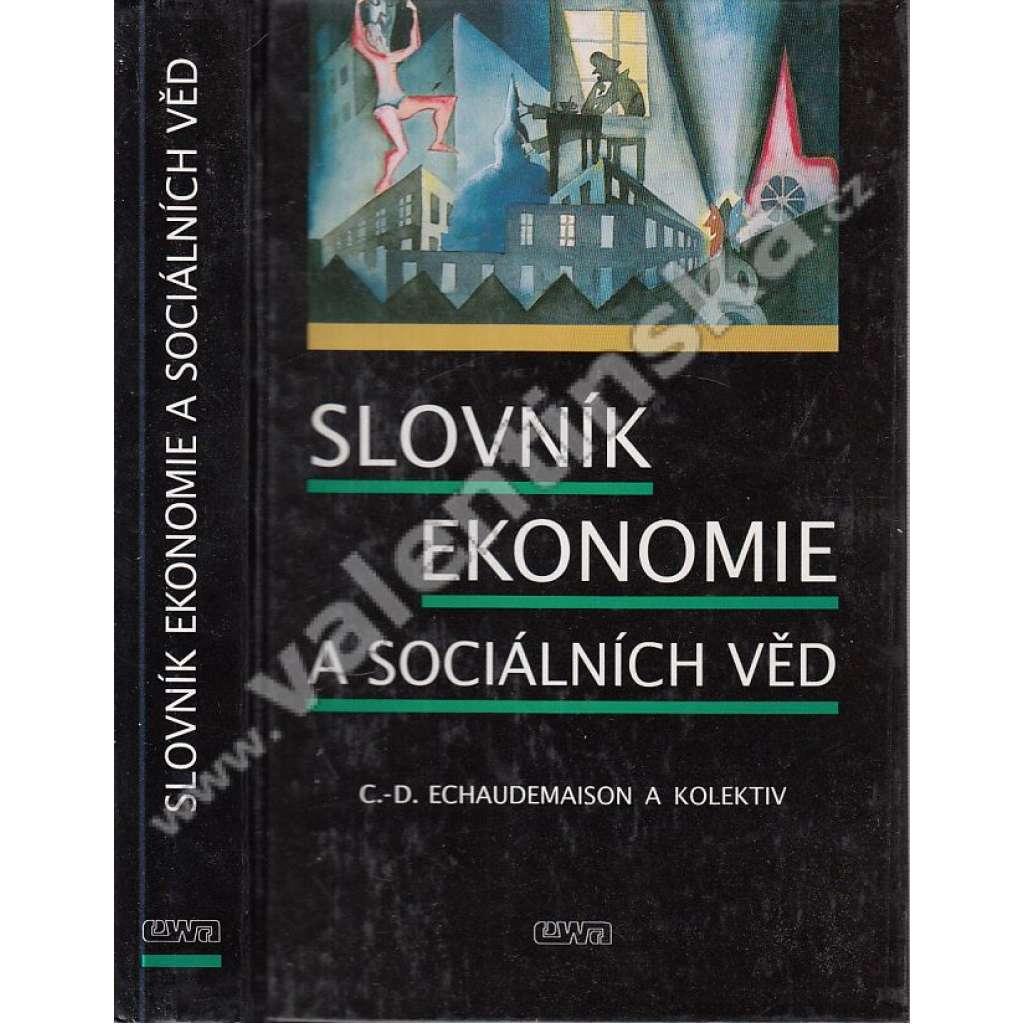 Slovník ekonomie a sociálních věd