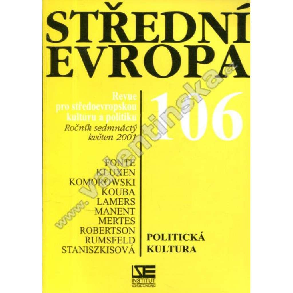Střední Evropa 106