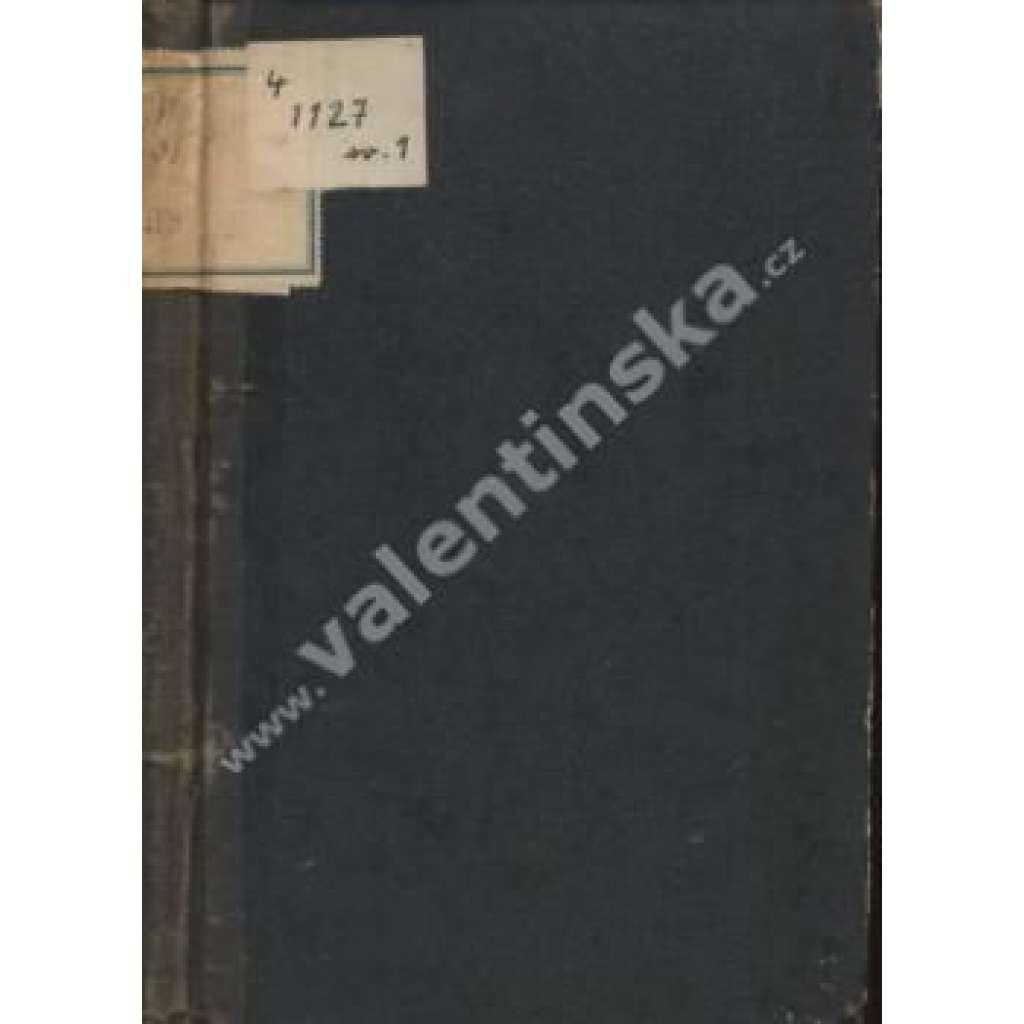 Dějiny řeči a literatury československé věk starší