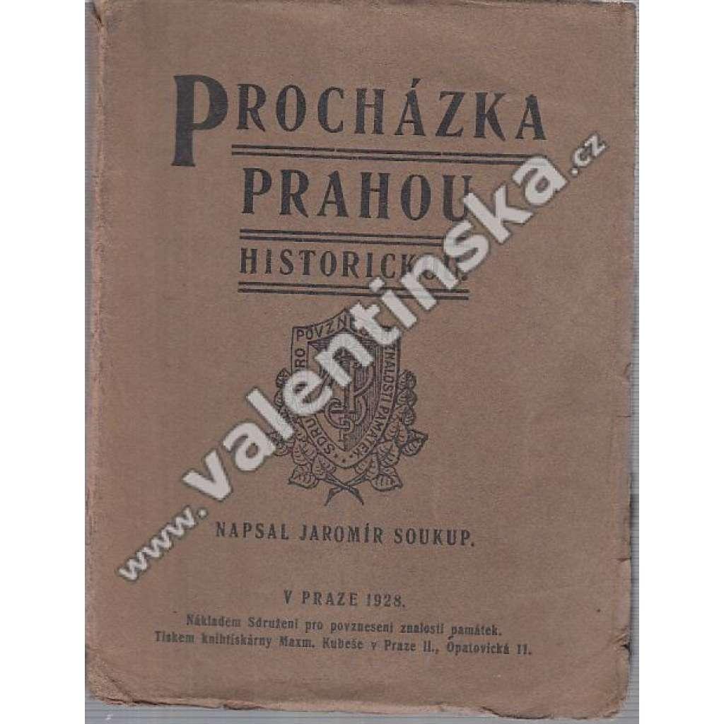 Procházka Prahou historickou