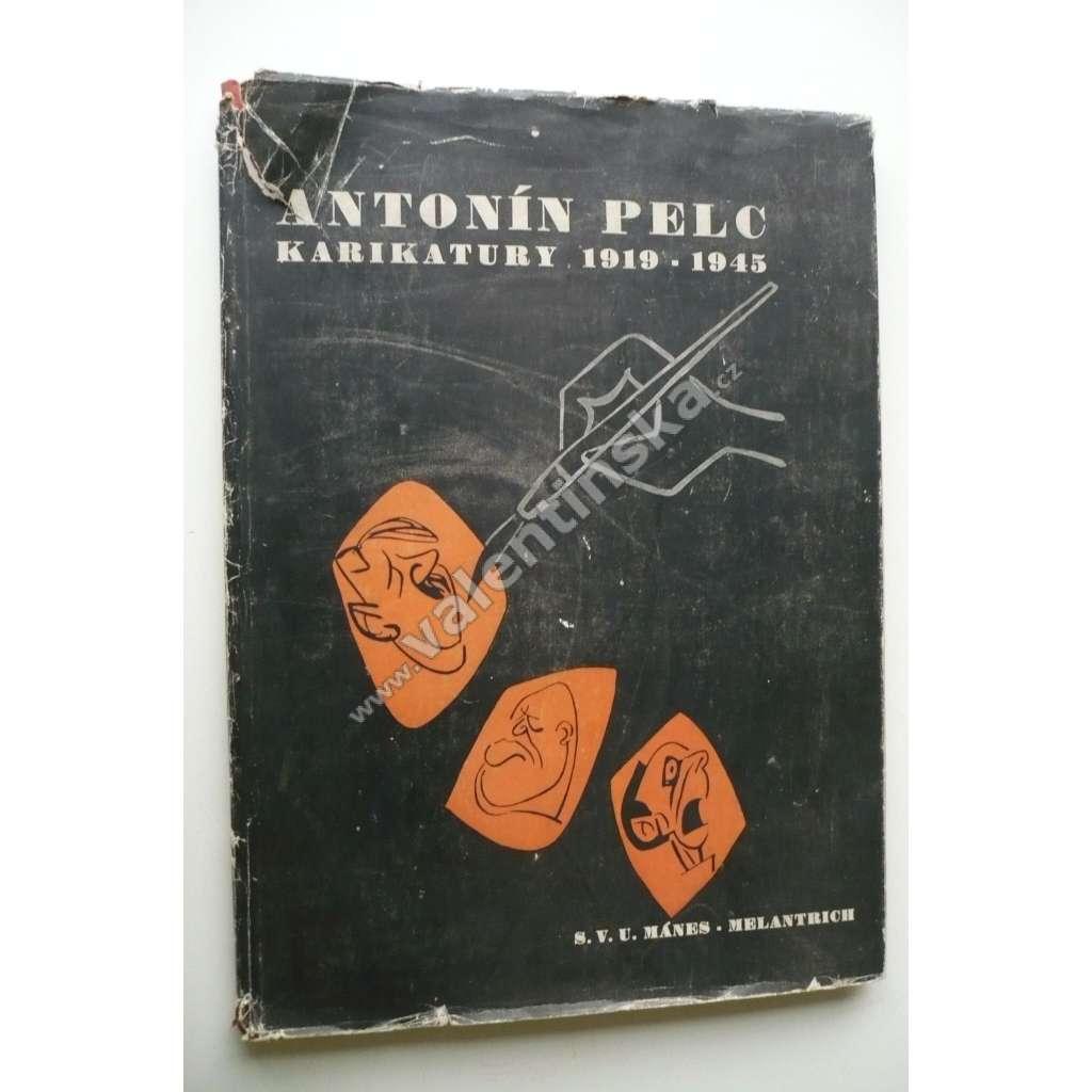 Karikatury 1919 - 1945