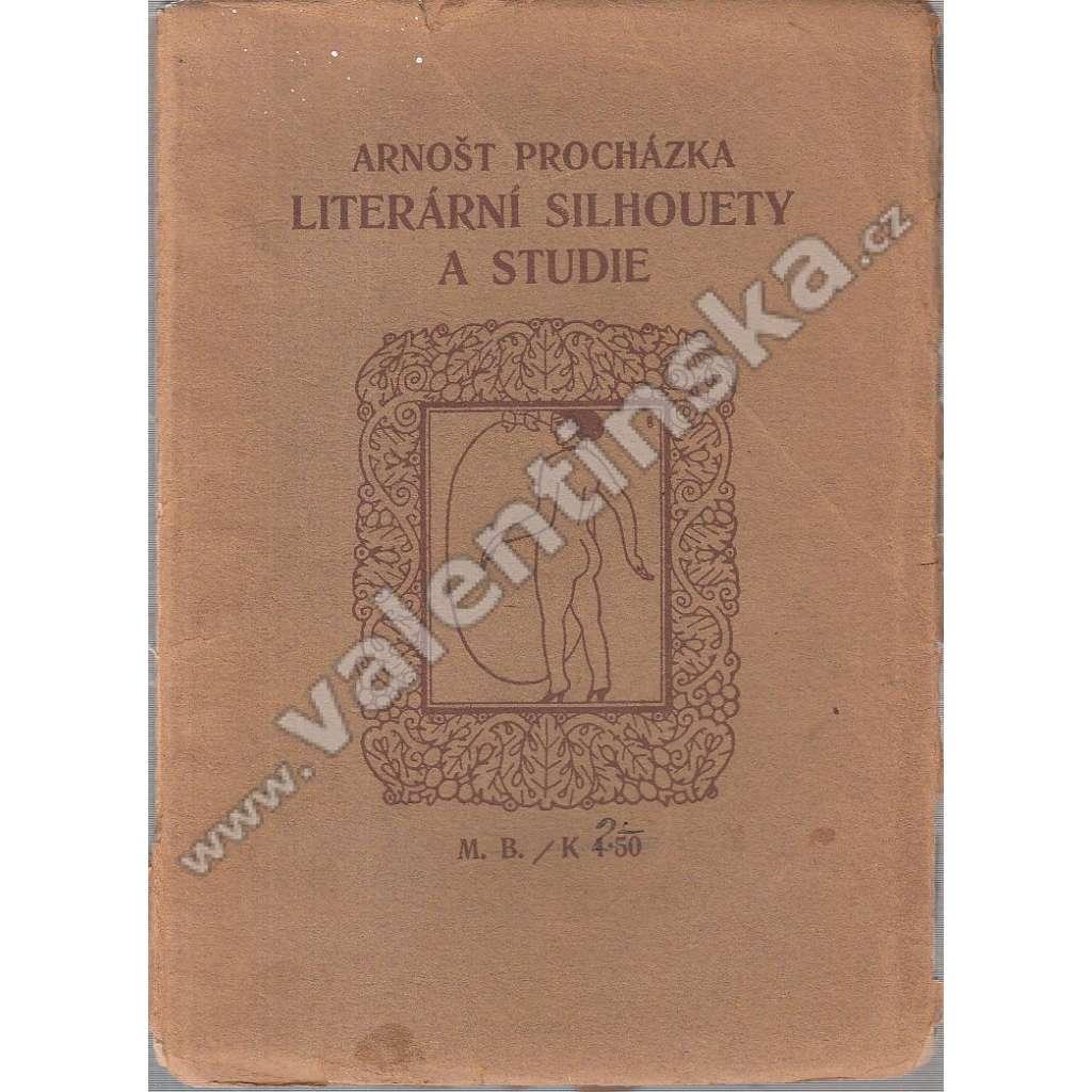 Literární silhouety a studie