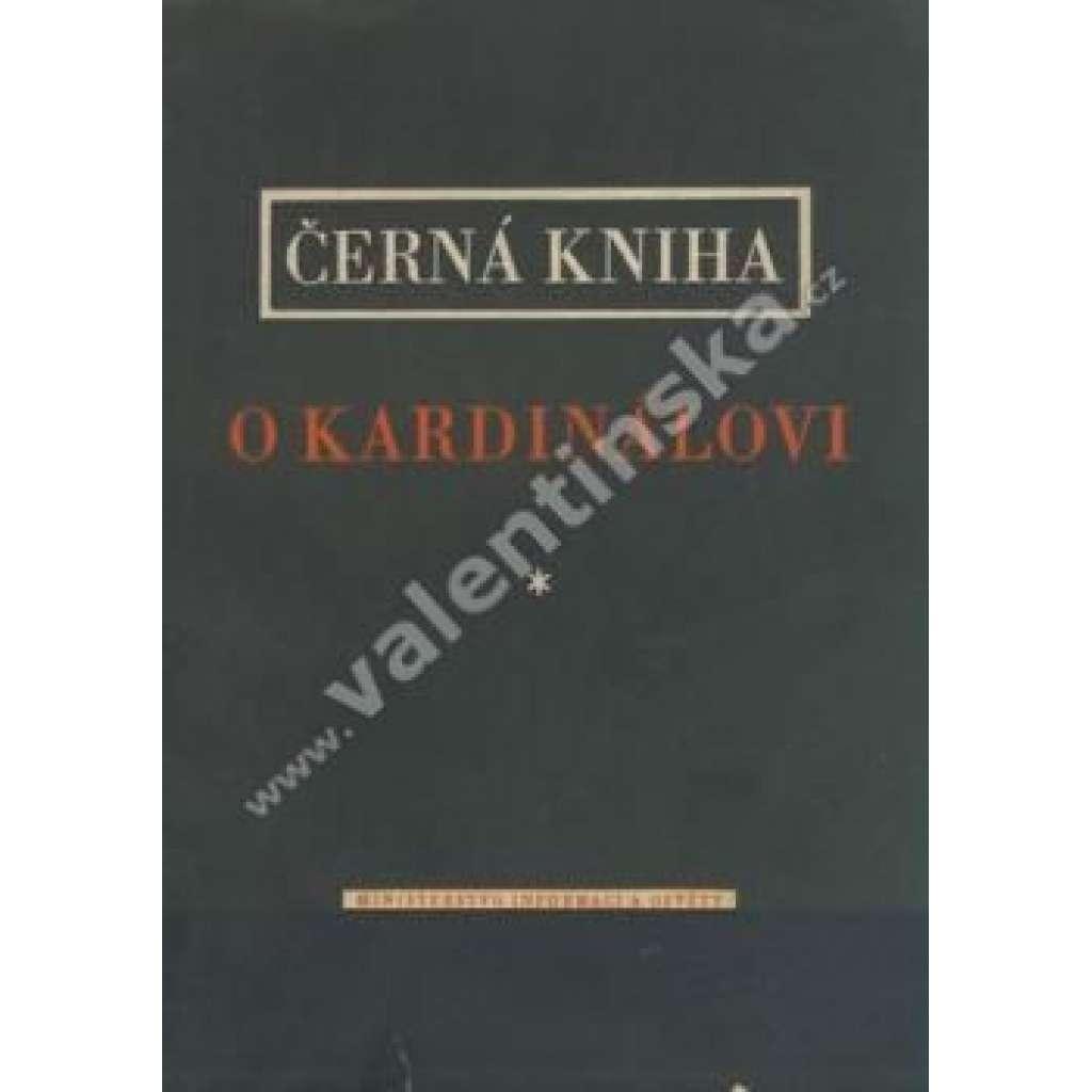 Černá kniha o kardinálovi