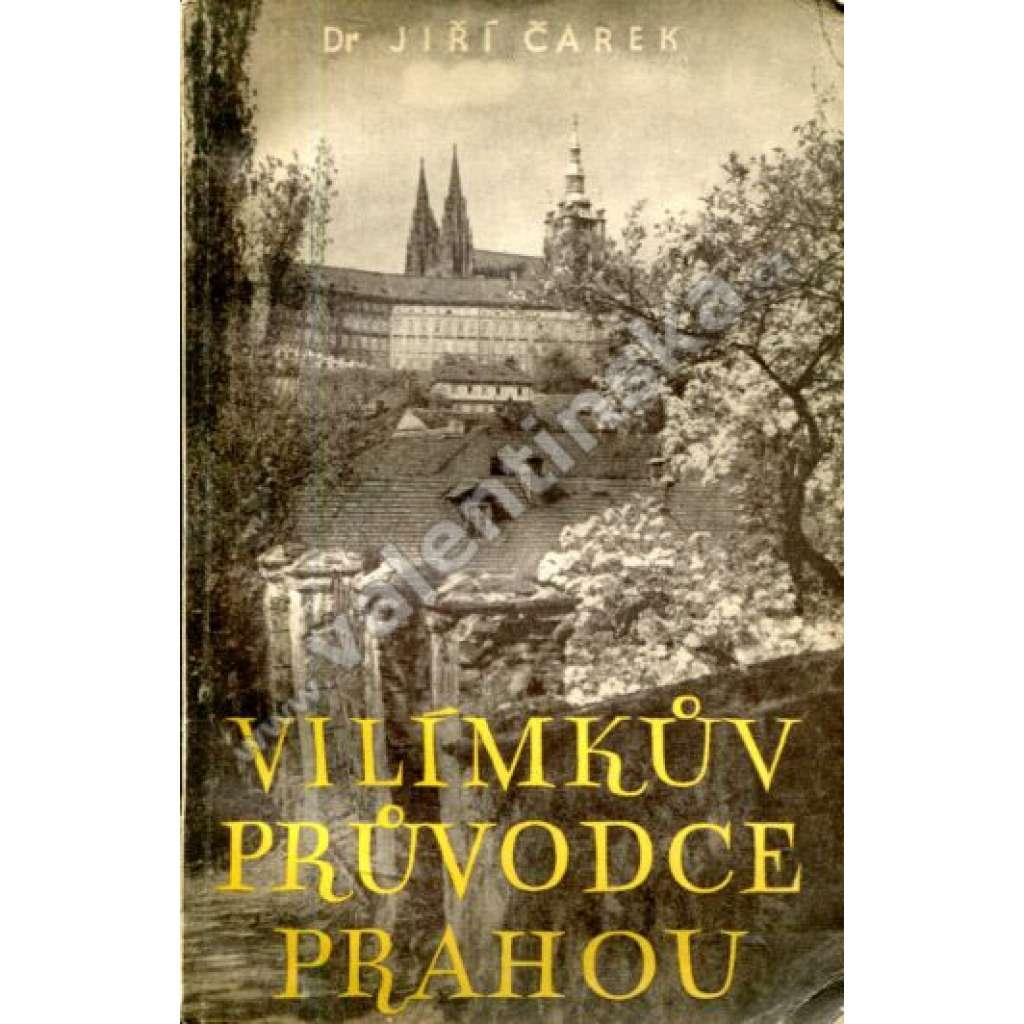 Vilímkův průvodce Prahou