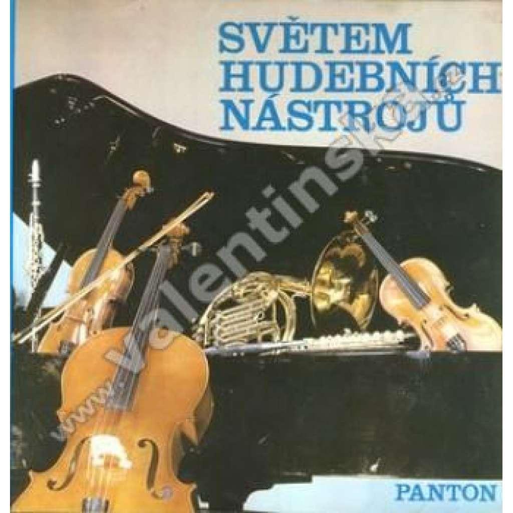 Světem hudebních nástrojů.O jejich vzniku a výrobě