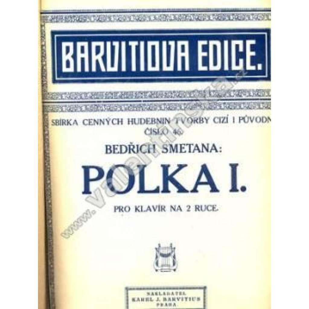 Valčíky. Polka I.-IV.