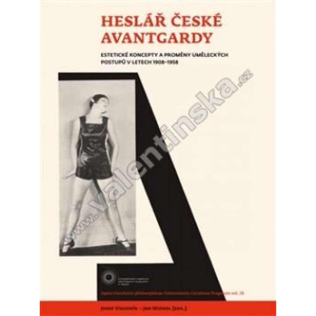 Heslář české avantgardy