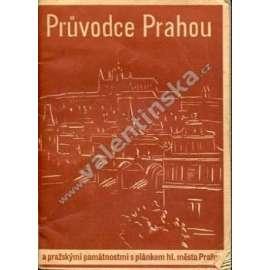 Průvodce Prahou a pražskými památnostmi
