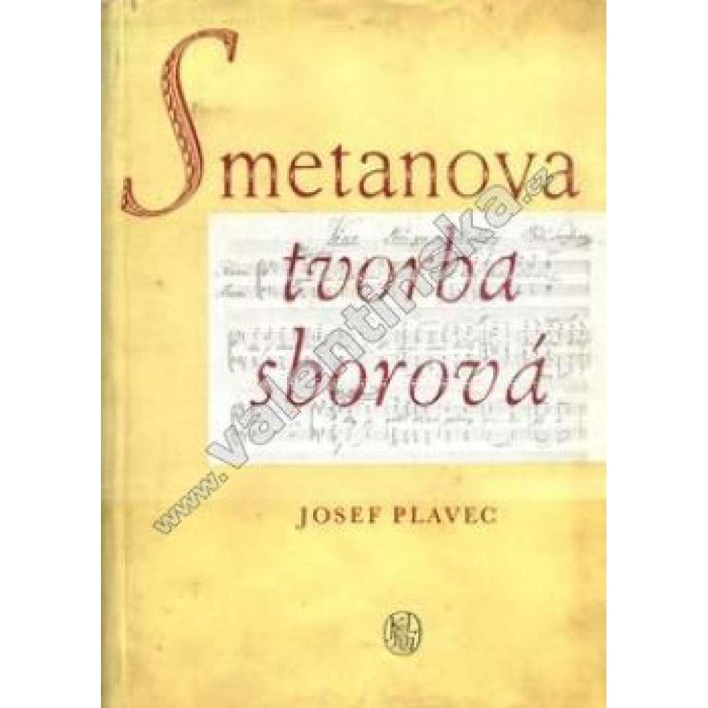 Smetanova tvorba sborová