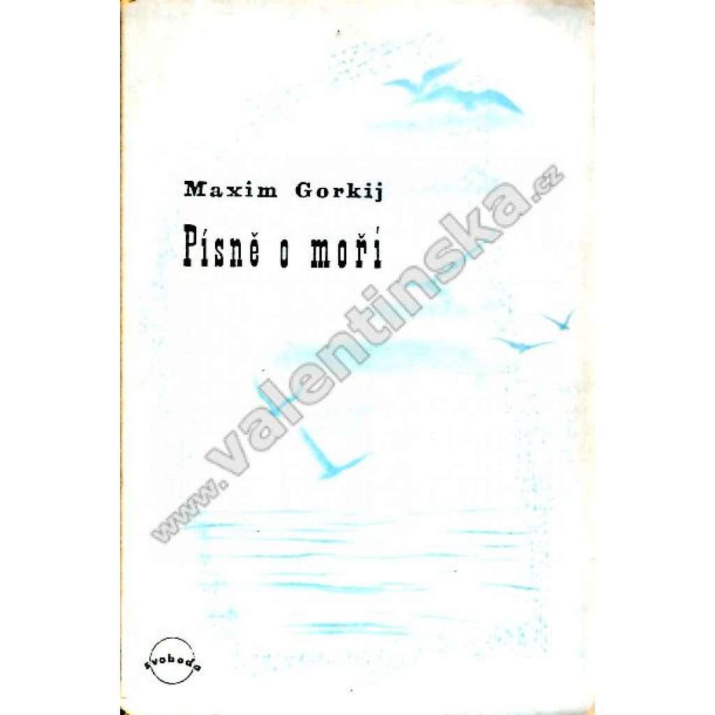Písně o moři, obálka a titulní list Toyen
