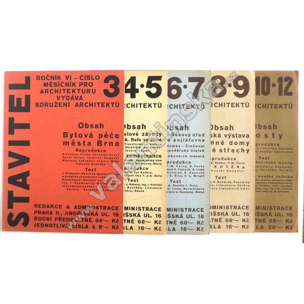 Stavitel 3-12 / VI (1925)