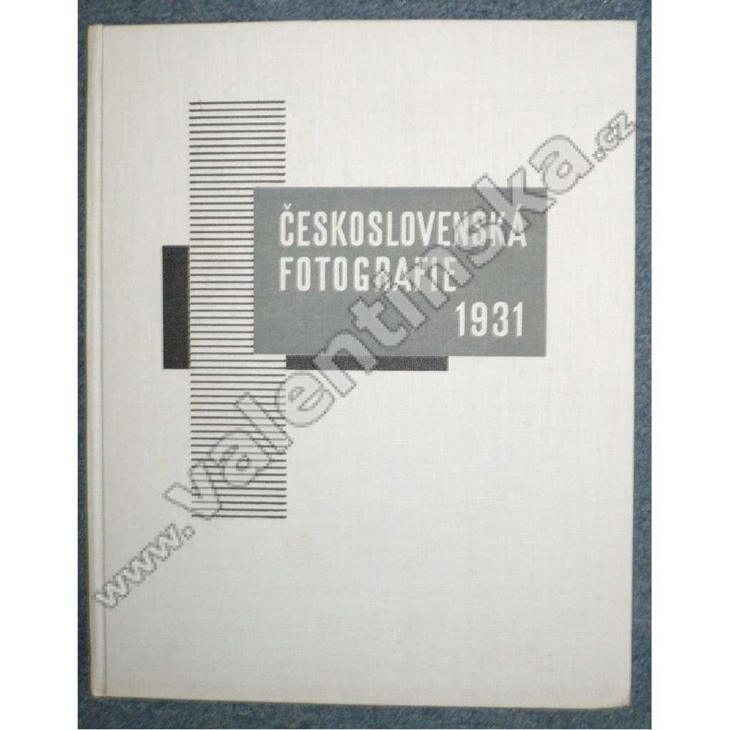 Československa fotografie I  1931