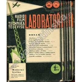 Laboratoř, r. XIII. (1939)