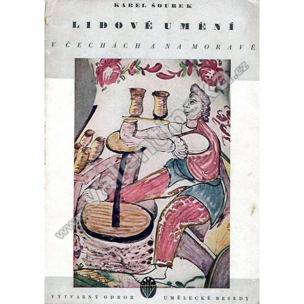 Lidové umění v Čechách a na Moravě