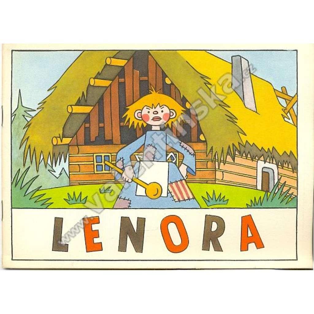 Lenora (Omalovánky, 1959)