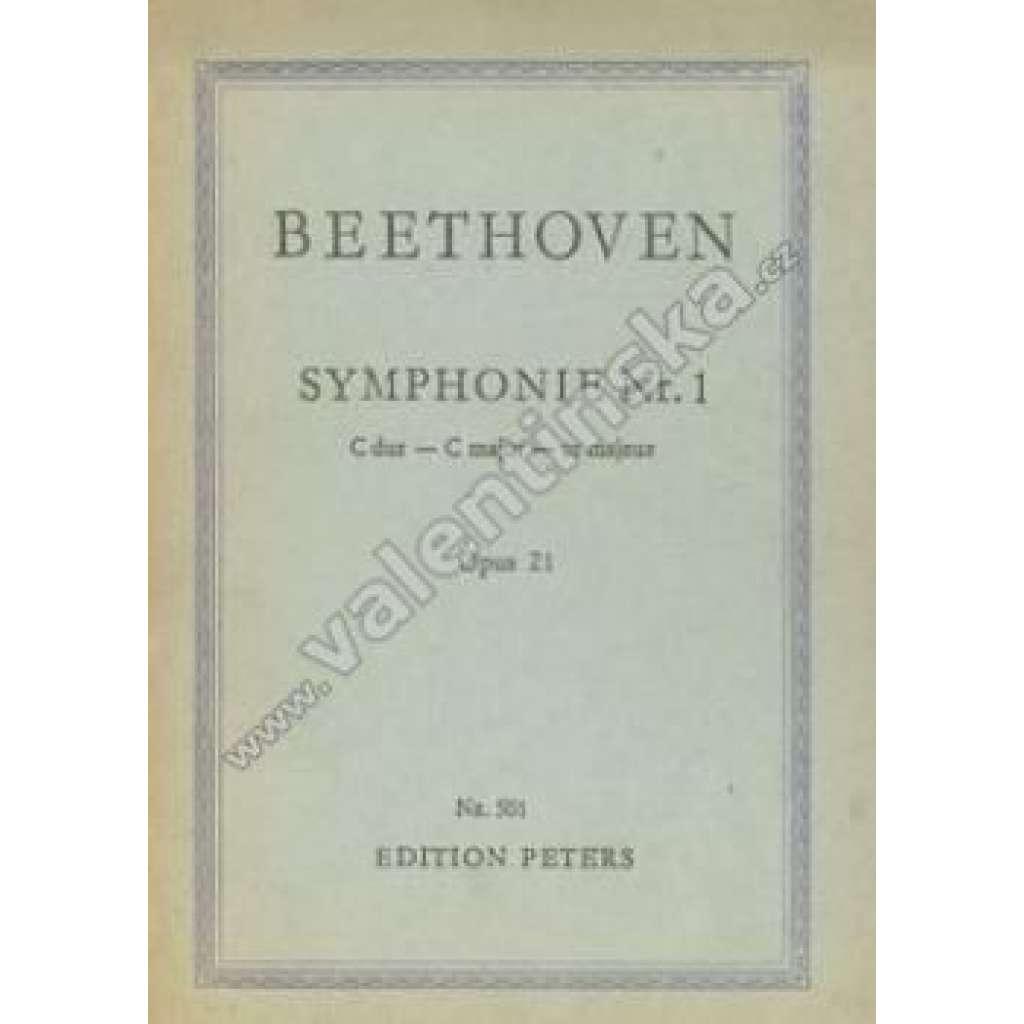 Symphonie Nr.1.  C dur-C major-ut majeur