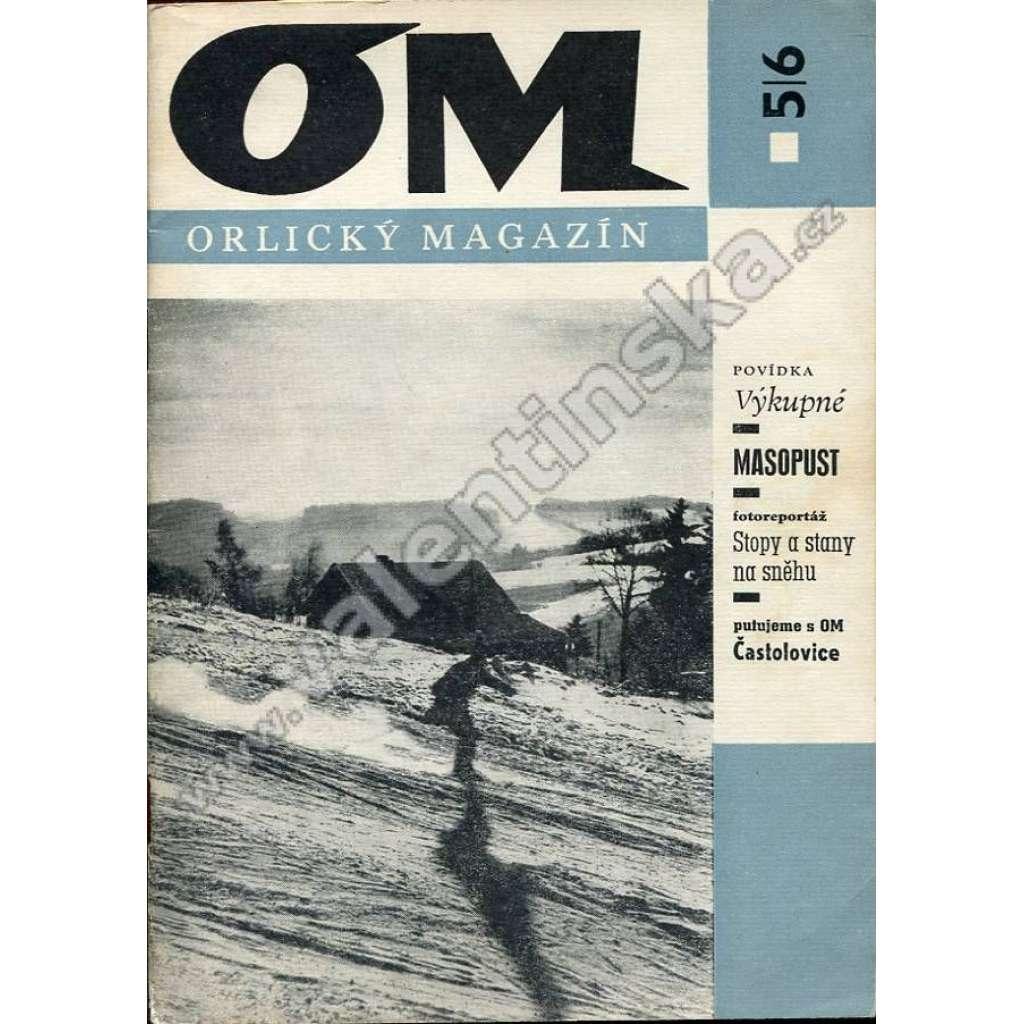 Orlický magazín, 5-6/1970