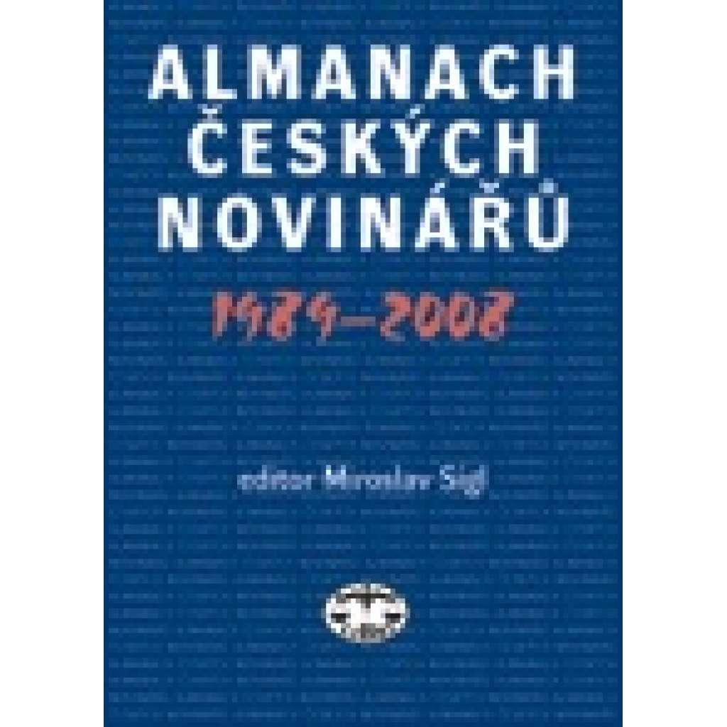 Almanach českých novinářů 1989–2008