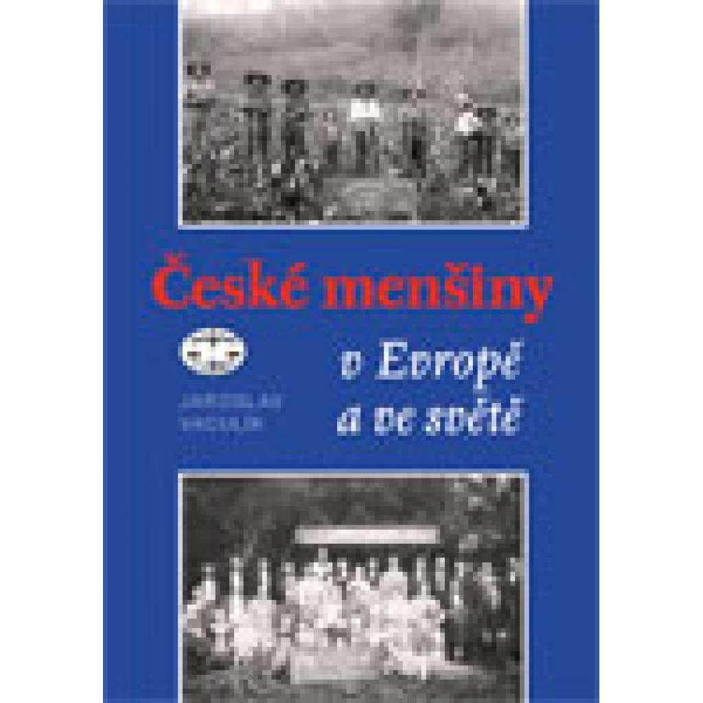 České menšiny vEvropě avesvětě