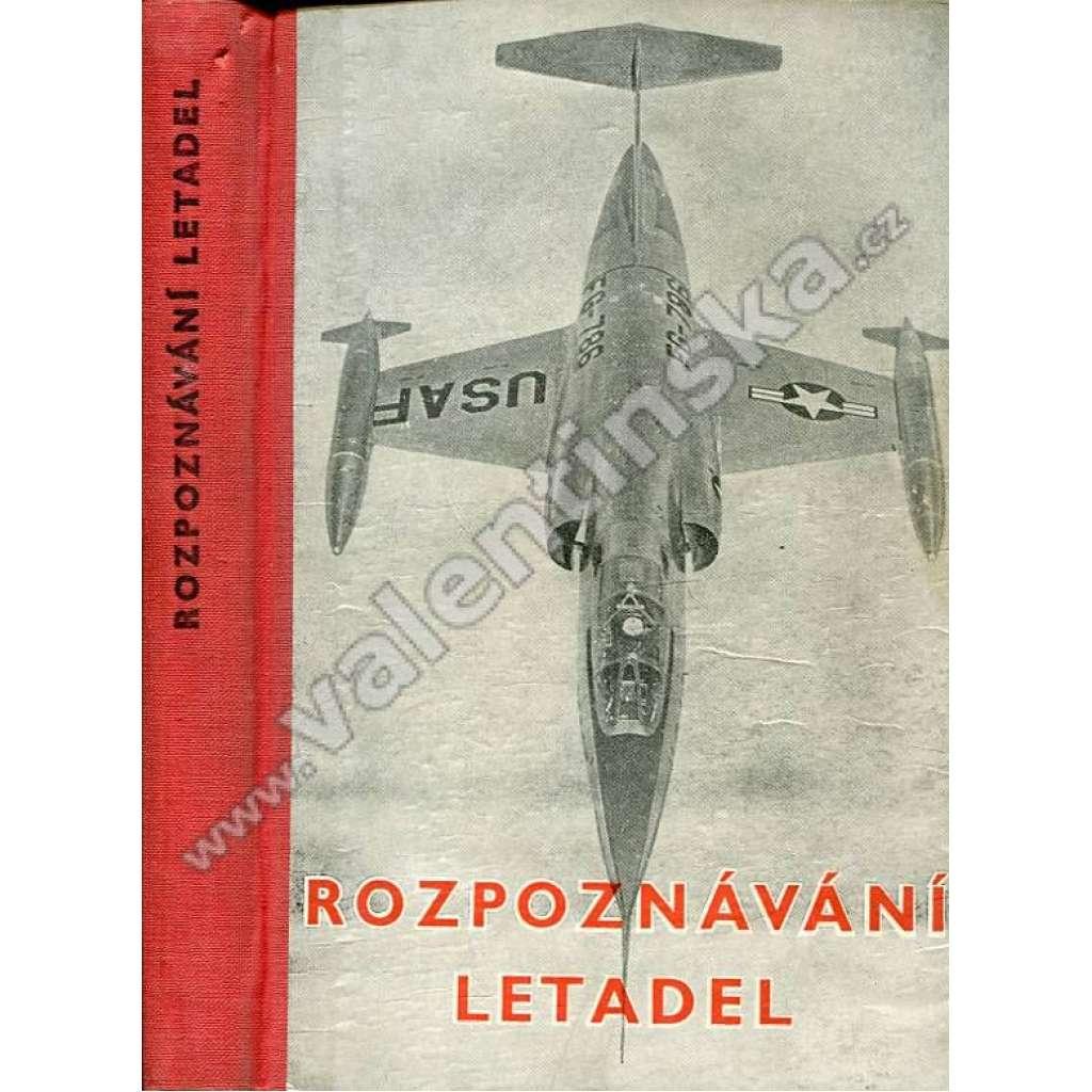 Rozpoznávání letadel