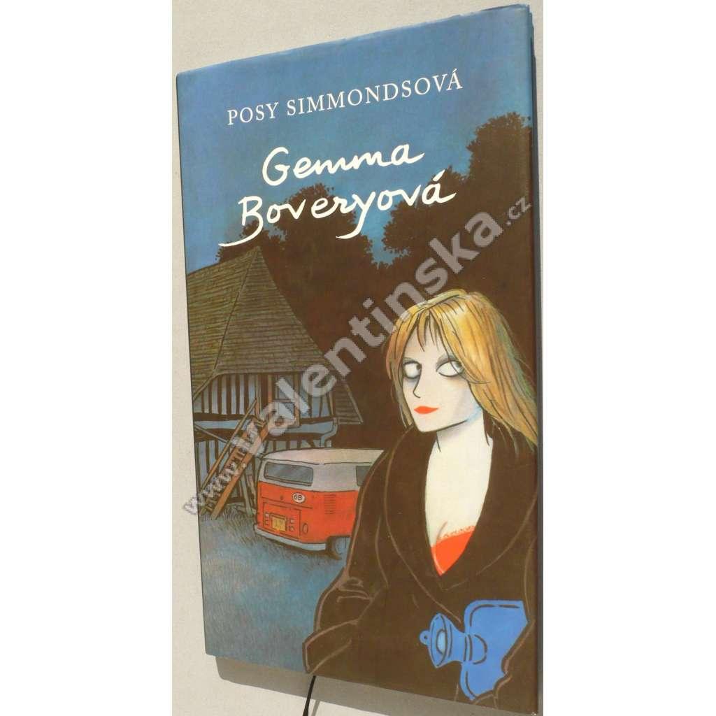 Gemma Boveryová (Komiks)