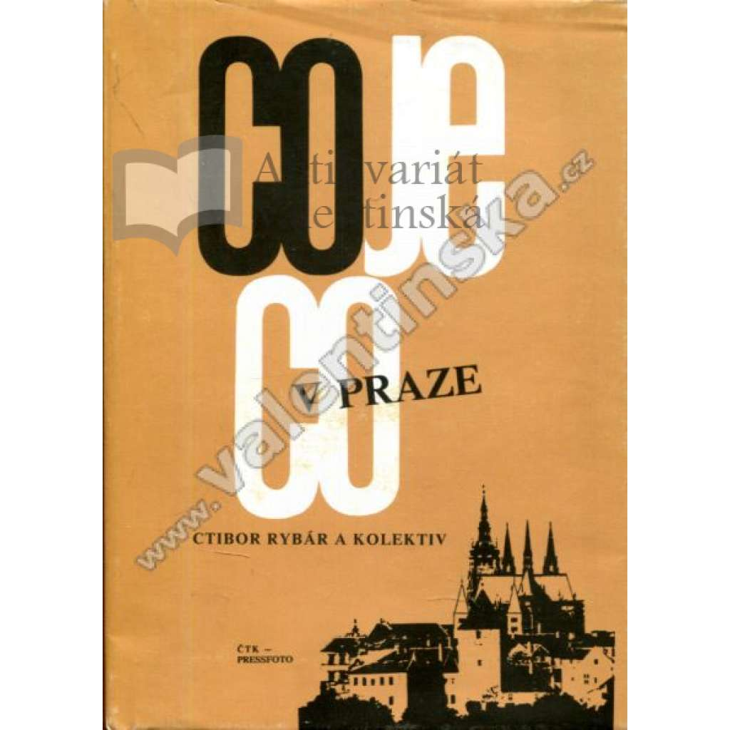 Co je co v Praze