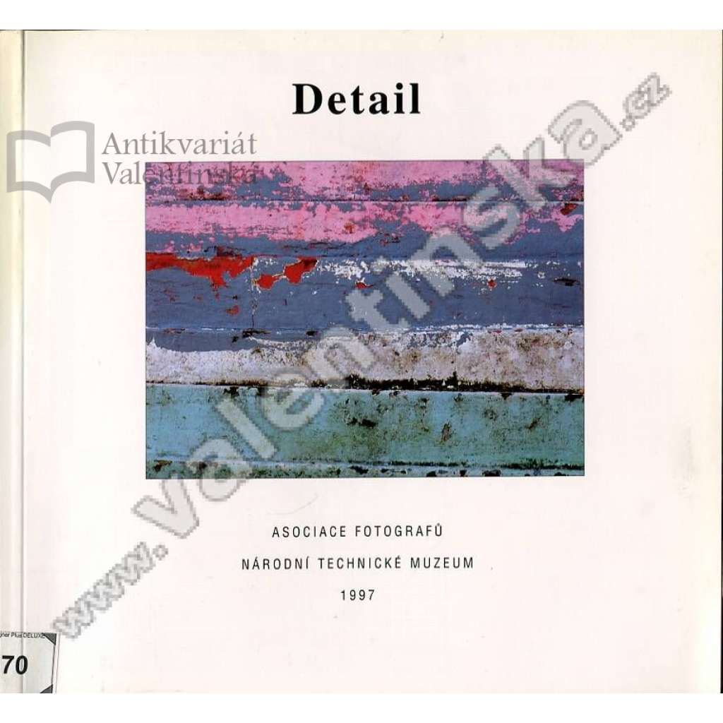Detail (Katalog výstavy, NTM - 1997)