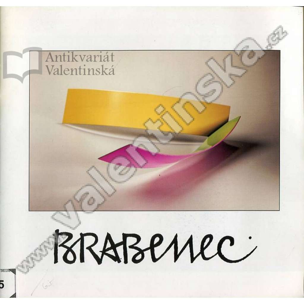 Jaromír Brabenec (katalog)
