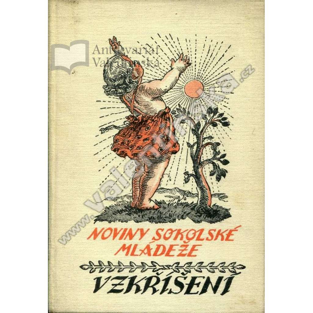 Vzkříšení: Noviny sokolské mládeže, r. 18. (1932)