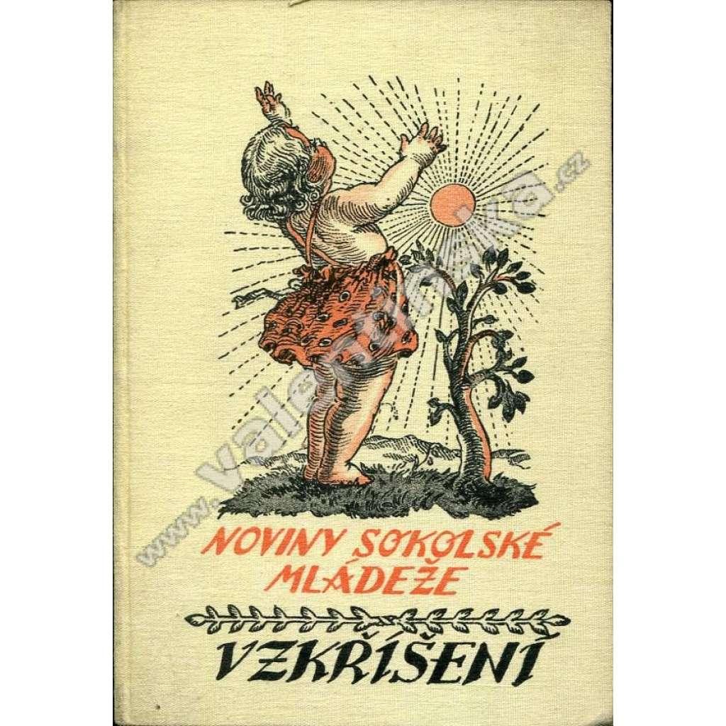 Vzkříšení: Noviny sokolské mládeže, r. XX. (1934)