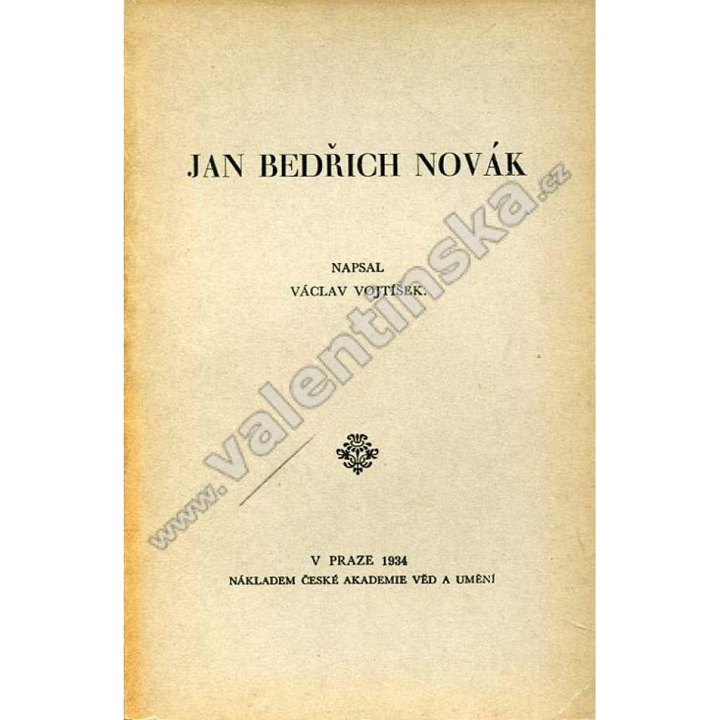 Jan Bedřich Novák