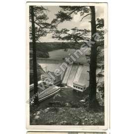 Vranov nad Dyjí, přehrada Znojmo