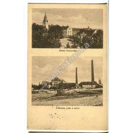 Dolní Bukovsko továrna, České Budějovice