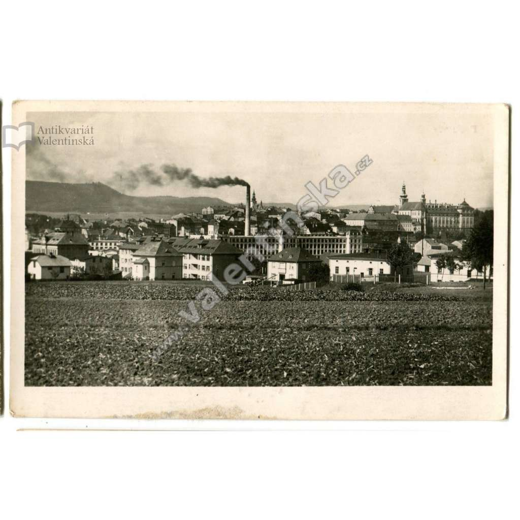 Broumov, Náchod továrna