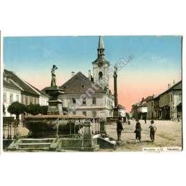 Kostelec nad Orlicí. , Rychnov nad Kněžnou,,