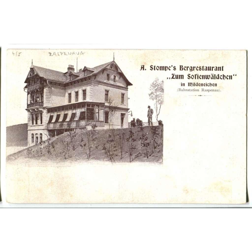 Lužec, Luh pod Smrkem,, Raspenava,, Liberec