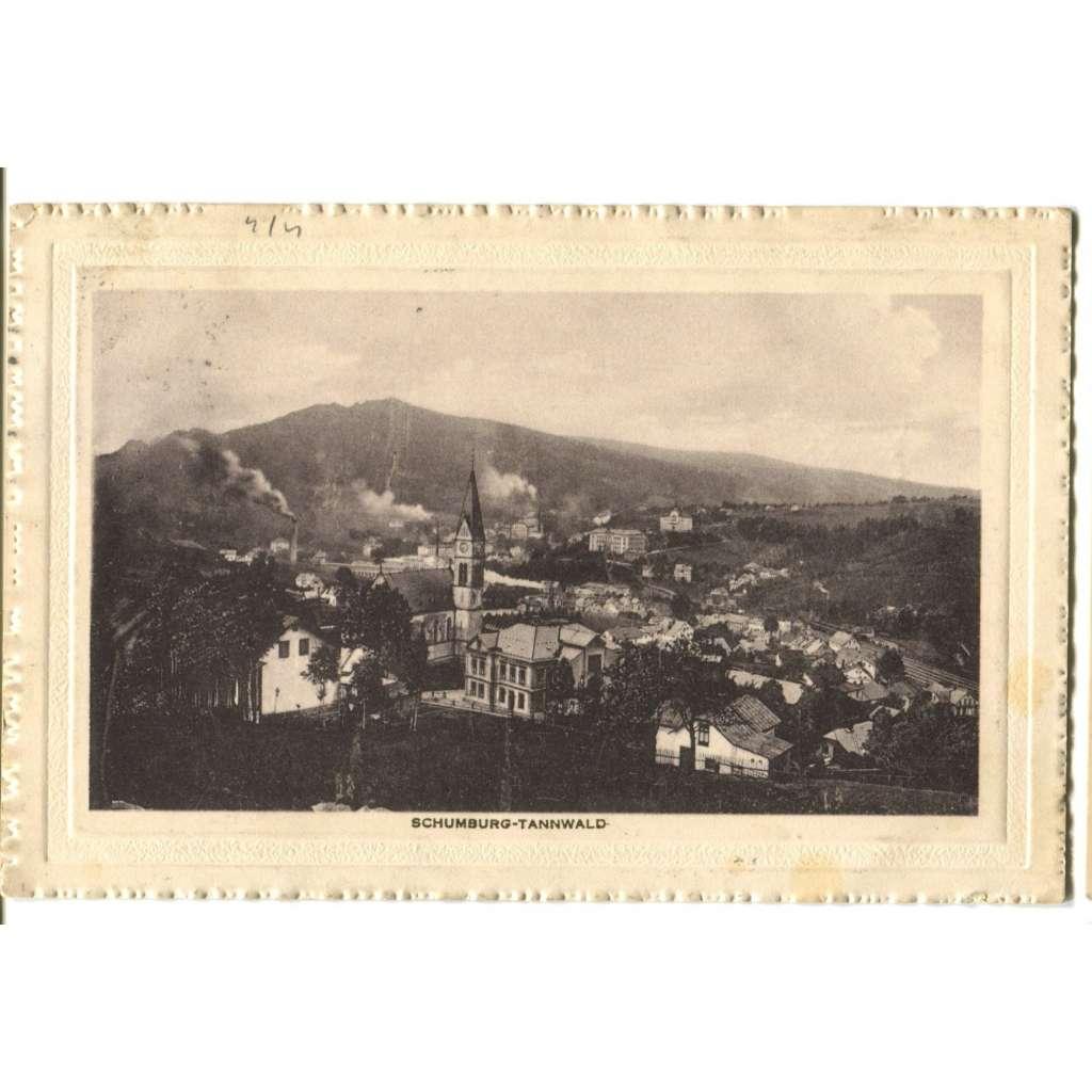 Tanvald - Šumburk nad Desnou, Jablonec