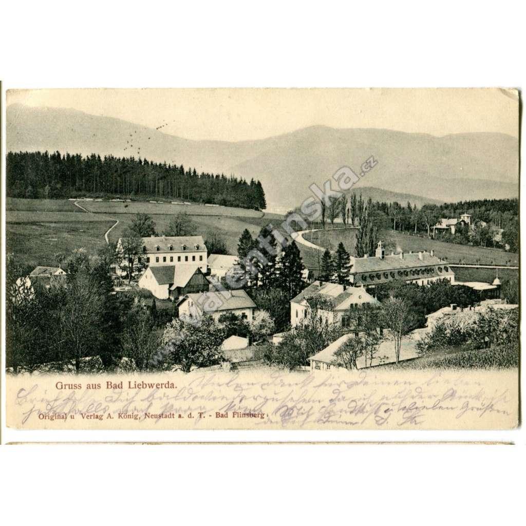 Lázně Libverda,, Frýdlant, Liberec