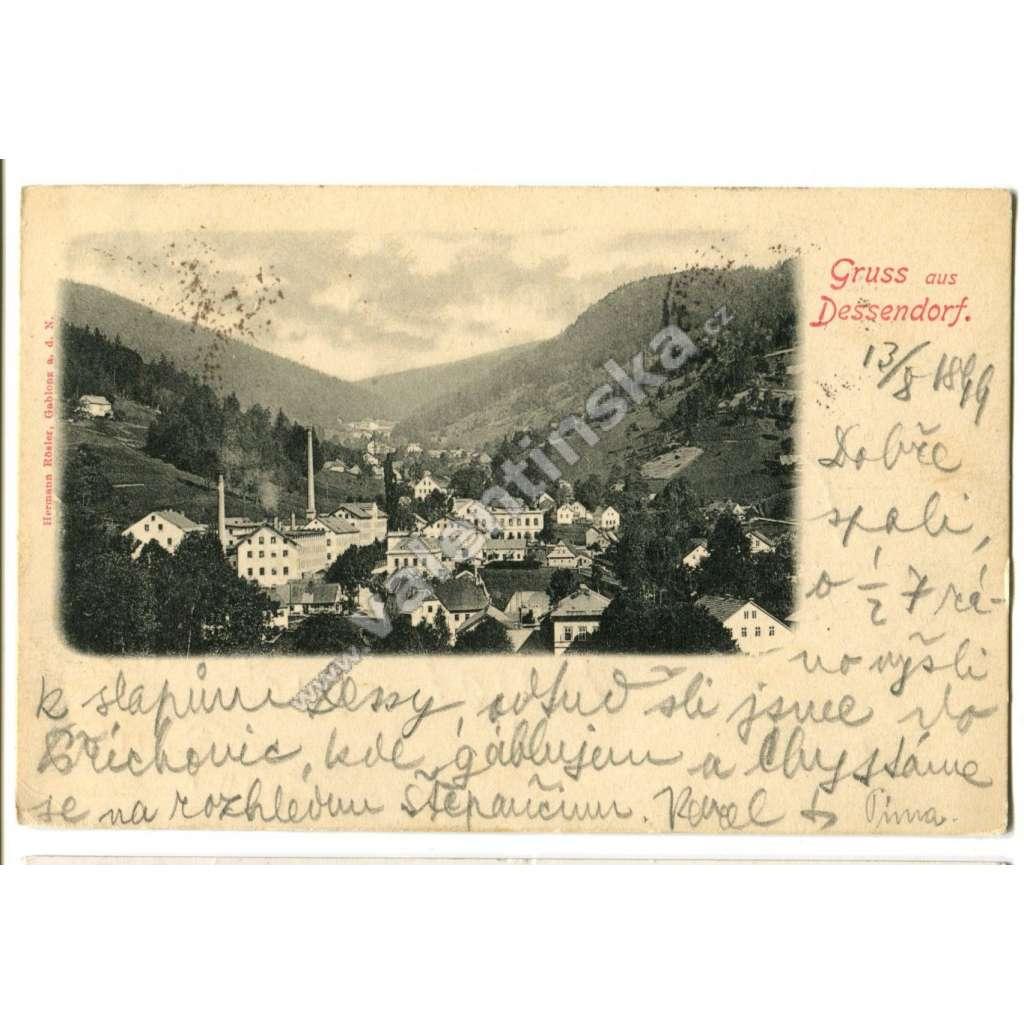 Desná Dessendorf,, Jablonec