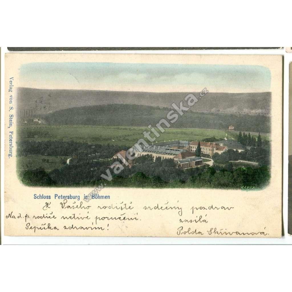 Petrohrad, Louny