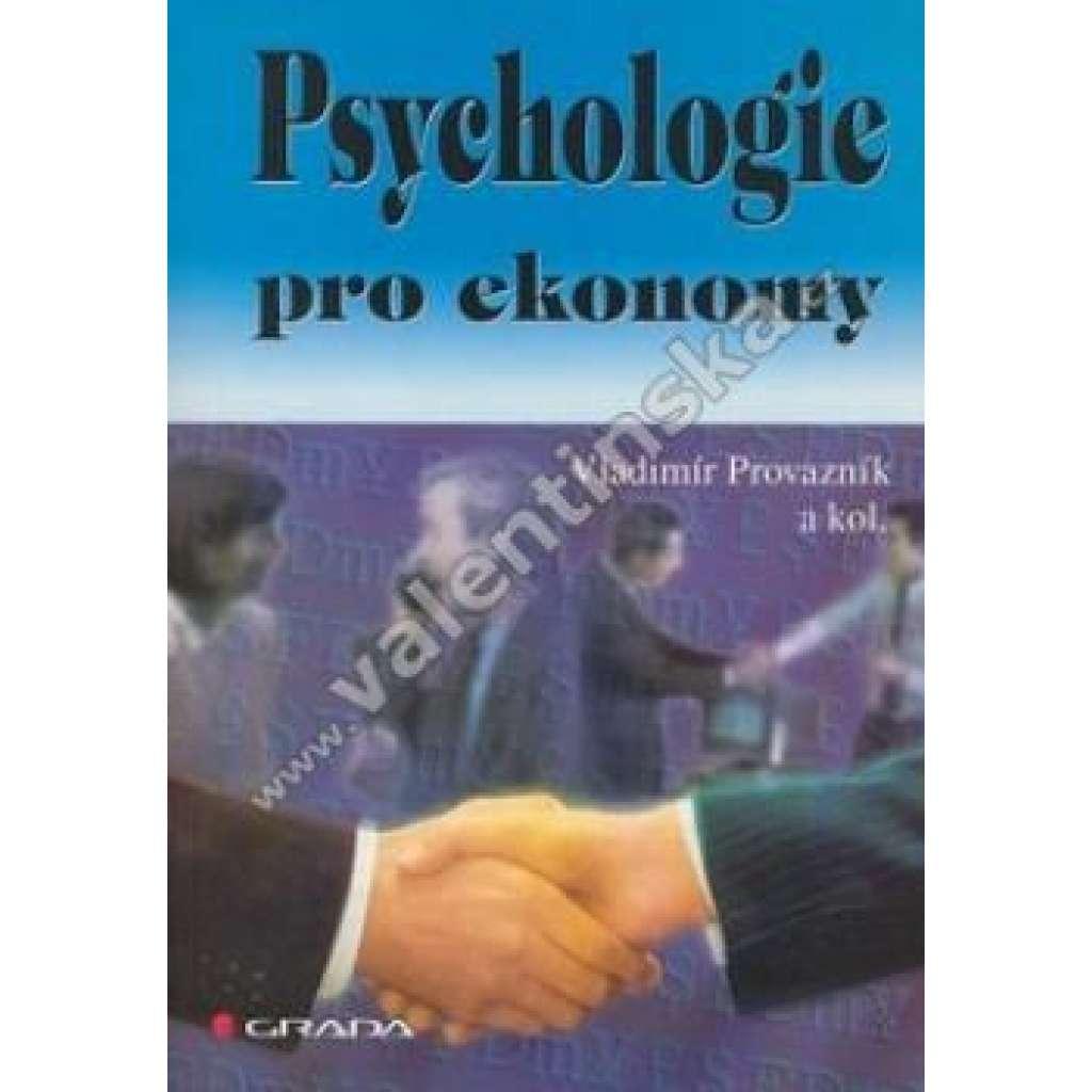 Psychologie pro ekonomy