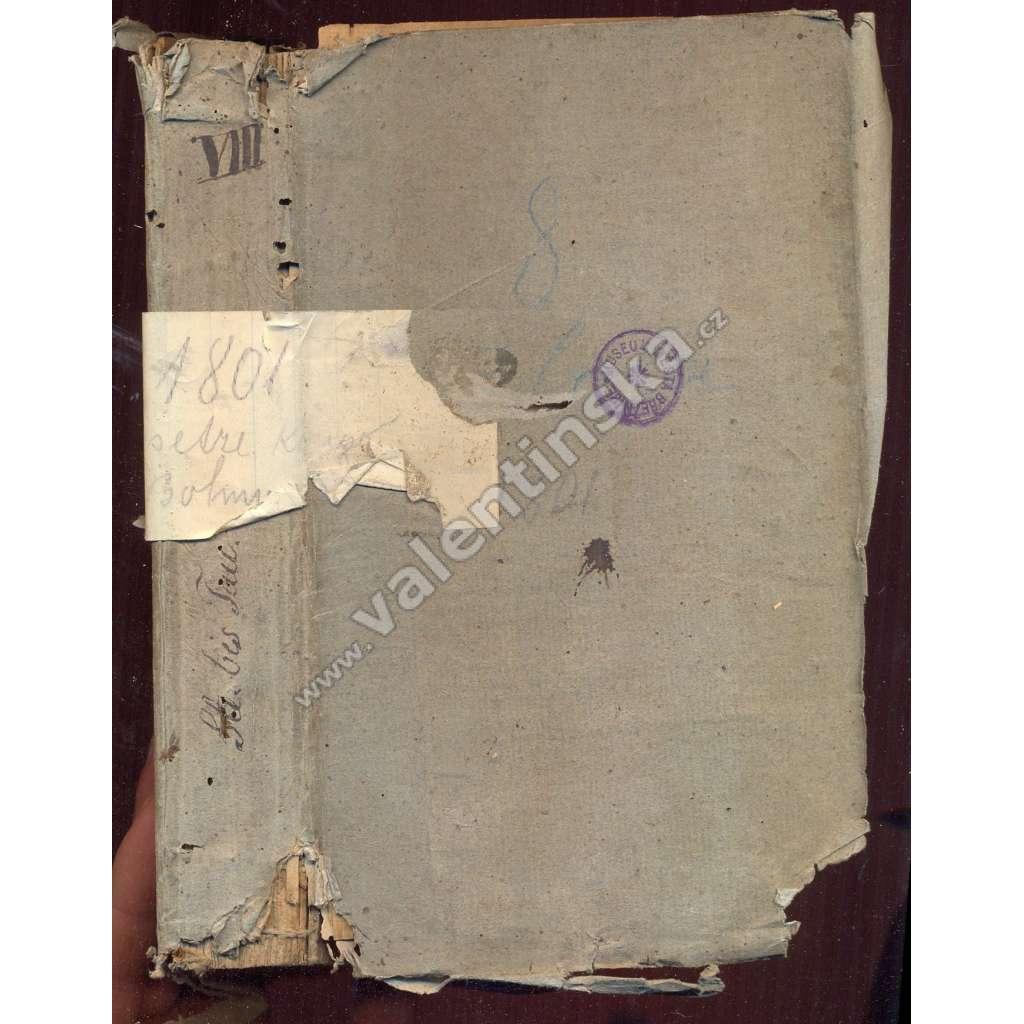 Vollständiger Auszug,Gesetze,Ste-Tau.,8.Teil,1801