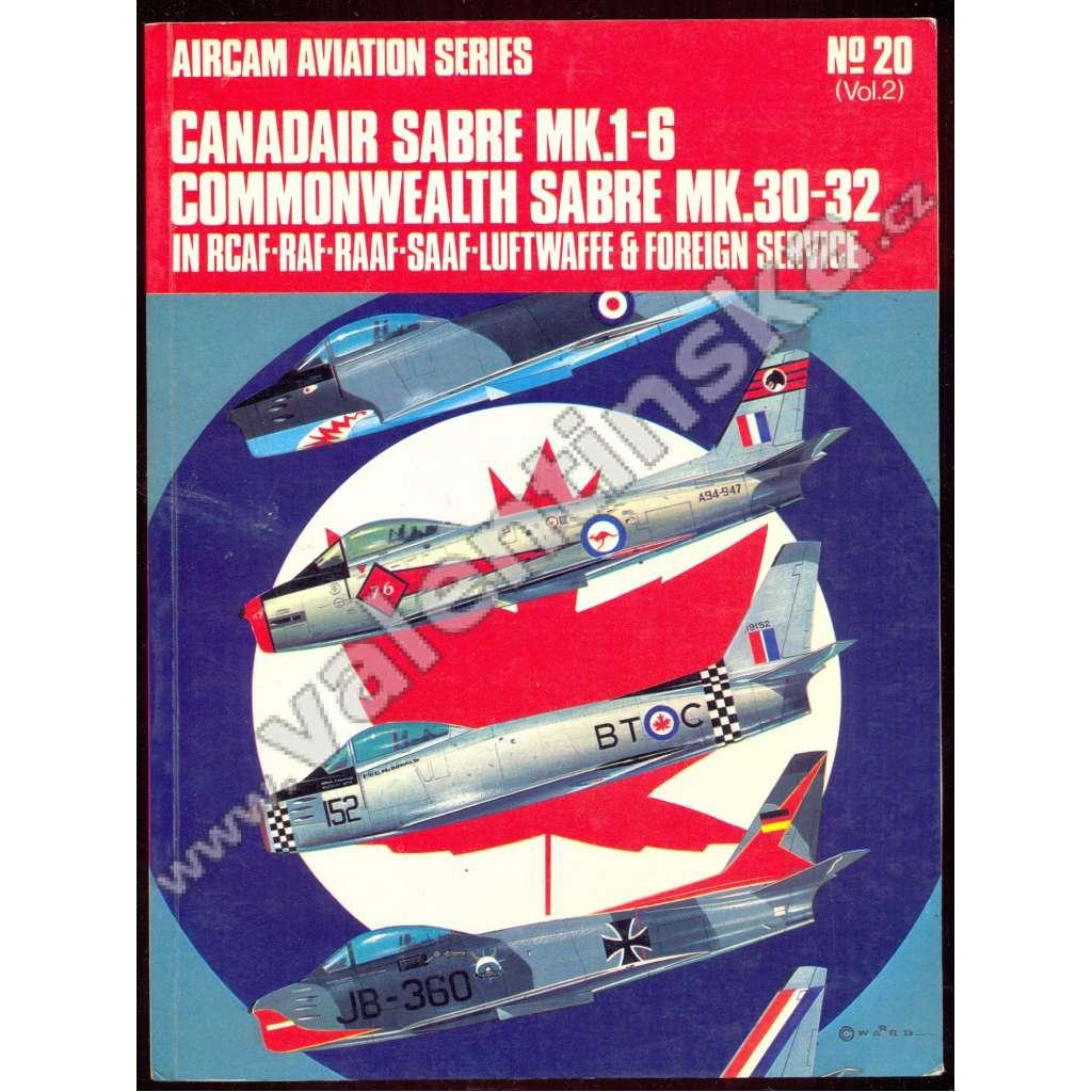 Canadair Sabre MK.1-6