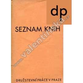 Seznam knih DP