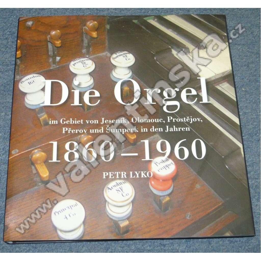Die Orgel im Gebiet von Jesenik...